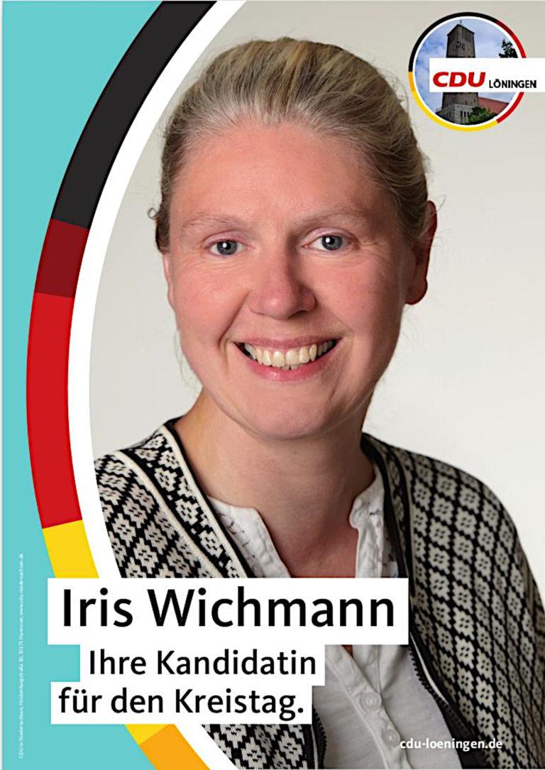 CDU Stadtverband Löningen » Iris Wichmann